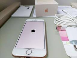 Iphone 8 64GB Completo Com Nota Fiscal *Entrego Aceito Cartão *