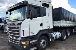 Scania R-440 (Entrada + parcelas)