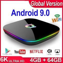 Tv box 4gb ram 64gb