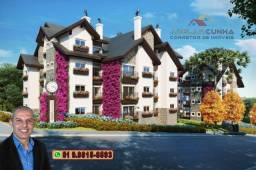 Título do anúncio: Apartamento à Venda em Gramado com 2 Suítes