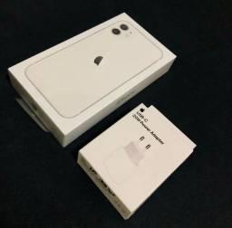 IPhone 11 128gb Branco (Novo Lacrado) ANATEL