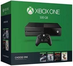 Xbox One seminovo com garantia de 01 ano