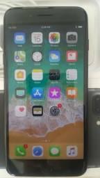 Iphone 7 plus desbloqueado 256gb Jet black