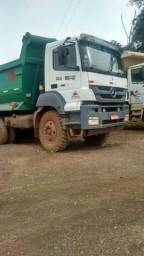 Caminhão Basculante Axor 4140 6x4 2007 - 2007