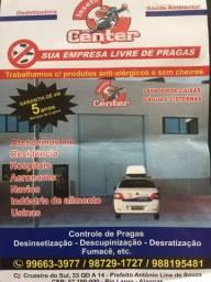 Inseto center Dedetizadora - 2008
