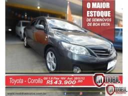 Toyota Corolla GLi 1.8 Flex 16V  Aut. - 2012