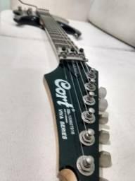 Guitarra viva gold II micro afinacao floyd rose
