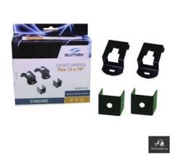 Suporte Universal Fixo para TVs de LED, LCD, Plasma, 3D e 4K. TVs de 13 a 70 pol