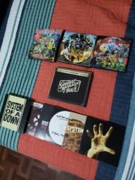 CD de rock