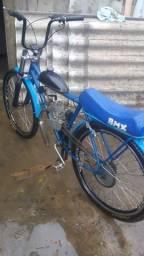 Torro bicicleta a motor