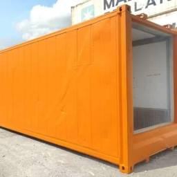 Container Reefer de 6 Metros - Sem Motor