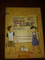 Vendo livro Pilar no Egito ed:2