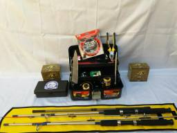 Kit de pesca completo (novo)
