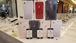 Iphone 8 64GB Lacrado + Brinde, Faço Trocas e Parcelo,Garantia 1 Ano, Novo, Anatel Brasil
