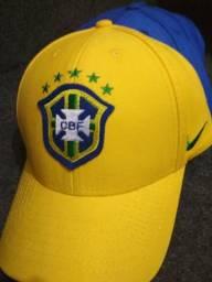 Boné Seleção Brasileira