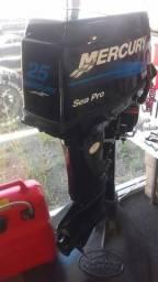Motor De Popa Mercury 25/30 hp Sea Pro