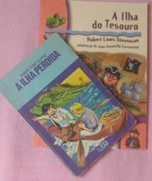 Kit de livros infanto juvenil