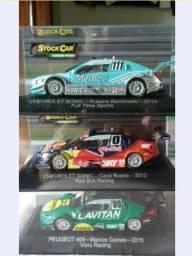 Miniaturas Stock Car Coleção Oficial - Escala 1 43 18125eeed3c