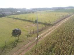 Terreno para sítio com 2.300 m² em Lombas- Içara- vendo ou troco por carro