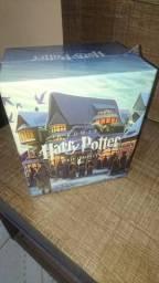 Harry Potter Box completo LACRADO comprar usado  Salvador