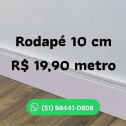 Promoção Rodapé 10 cm