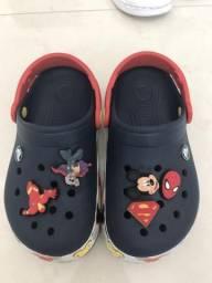 Usado, Crocs original que acende do Mickey comprar usado  Vila Velha
