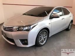 Toyota Corolla 2.0 Altis 16V - Blindado - 2015