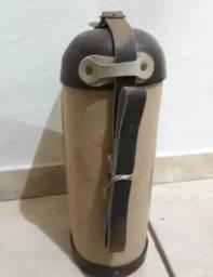 Kit Para Chimarrão (kit Tererê, Chimarrão) Em Couro