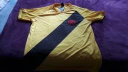 Usado, Vendo uma Camisa Oficial do Vasco - Amarela de Goleiro comprar usado  Rio de Janeiro