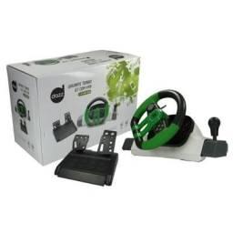 Usado, Volante Turbo Gt Com Ffb Para Xbox 360 Seminovo comprar usado  Santo André