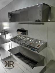 Armário e tudo o que a sua cozinha precisa!