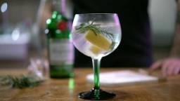 Gin Tanqueray Dry 750 ml - Melhor Bebida do mundo