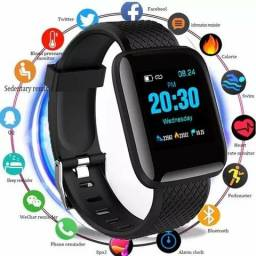 Relógio Inteligente Smart Bracelet D13 Fitness Android/ios