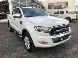 FORD/RANGER 3.2 LIMITED 2017 4x4 AUT 39.000 km - 2017