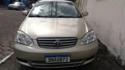 Toyota Corolla Xei 1.8 Completo Manual Ano 2004 R$ 20.900,00 - 2004