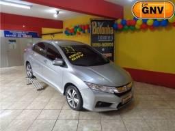Honda City 1.5 ex 16v flex 4p automático GNV - 2017