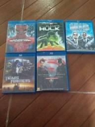Dvds Blu Ray, originais . Novos.