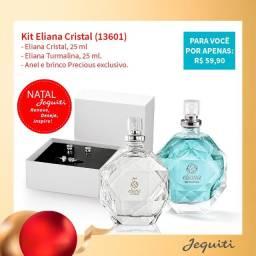 Kits natal , presente , feminino , masculino, infantil perfume de 25ml cada