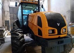 Trator Valtra Bm110 4x4 2010 Cabine Refrig 10215 H