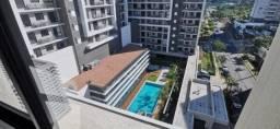 Apartamento residencial com 02 dormitórios (01 suíte) e 02 vagas