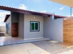 WS casa nova com documentação inclusa com 2 quartos 2 banheiros prox. de messejana