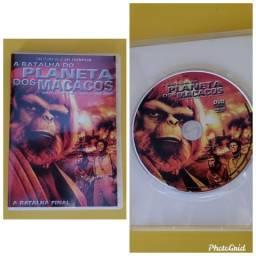 Título do anúncio: DVD A batalha do planeta dos macacos