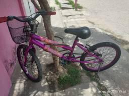 Bicicleta pra criança até 10 anos