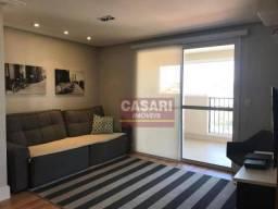 Apartamento com 3 dormitórios à venda, 100 m²- Rudge Ramos - São Bernardo do Campo/SP