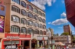 Apartamento à venda com 1 dormitórios em Centro, Pato branco cod:151047