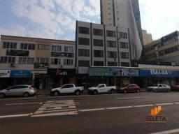 Apartamento com 1 dormitório para alugar, 50 m² por R$ 650,00/mês - Centro - Cascavel/PR