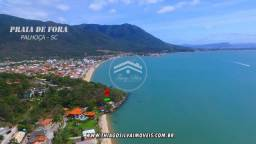 Casa de Frente p/Mar no Costão da Praia de fora, Palhoça - SC