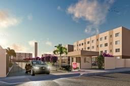 468 DjuE. | Condomínio Viva Vida no Novo Gama 2 Quartos Térreo