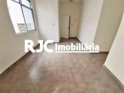 Apartamento à venda com 1 dormitórios em Maracanã, Rio de janeiro cod:MBAP10823