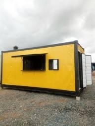 Lanchonete Container